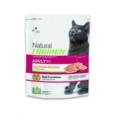 TRAINER Natural Cat Adult kuřecí 3kg