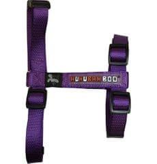 Huhubamboo Postroj Huhubamboo purpurový 2x45/65cm