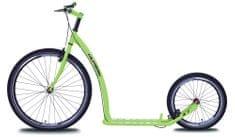 Koloběžka A7 zelená