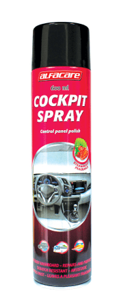 Alfacare Cockpit spray, vonj jagoda, 600 ml