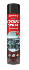 Alfacare Cockpit spray, vonj rože, 600 ml