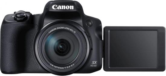 CANON PowerShot SX70 HS Essential Travel Kit (3071C023)