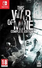 Deep Silver The War of Mine (Switch)