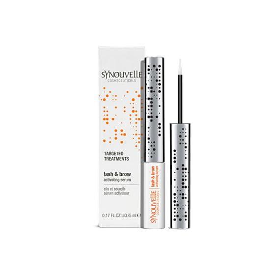 Synouvelle Cosmetics Sérum pro aktivní růst řas a obočí (Lash & Brow Activating Serum) 5 ml