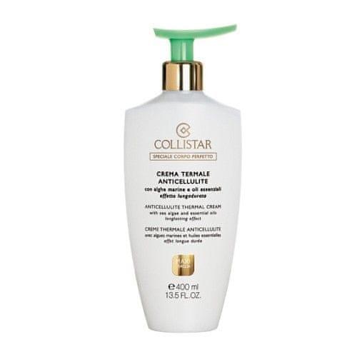 Collistar Termální krém proti celulitidě (Anticellulite Thermal Cream) 400 ml