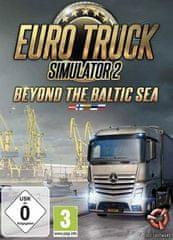 Excalibur Games Euro Truck Simulator 2 Beyond the Baltic Sea (PC)