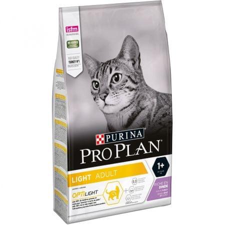 Purina Pro Plan sucha karma dla kota Light Turkey & Rice - 3kg