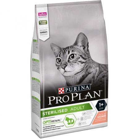 Purina Pro Plan Cat Sterilised Salmon 1,5kg