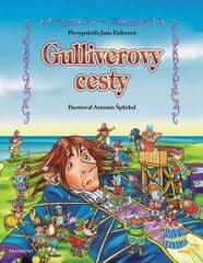 Eislerová Jana: Gulliverovy cesty - pro děti