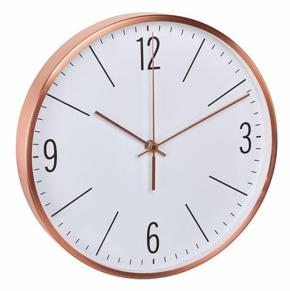 TFA Rádiově řízené nástěnné hodiny TFA 60.3534.51