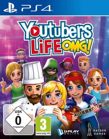 Deep Silver Youtubers Life (PS4) – datum izjave 30.11.2018