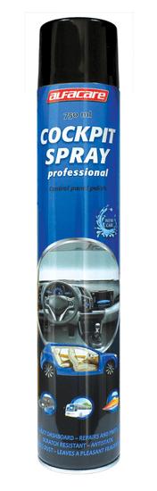Alfacare COCKPIT SPRAY PROFESIONAL, vonj new car, 750 ml