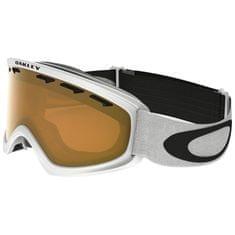 Oakley O2 XS Matte White w/Persimmon