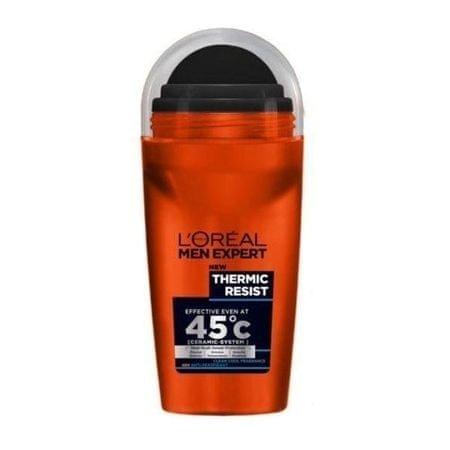 L'Oréal Guľôčkový antiperspirant pre mužov Men Expert Thermic Resist 50 ml