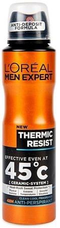 L'Oréal Antiperspirant v spreji pre mužov Men Expert Thermic Resist 150 ml
