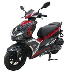CLS MOTORCYCLE Skútr CLS GRIM 125i červený