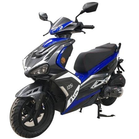 CLS MOTORCYCLE Skútr CLS GRIM 125i modrý