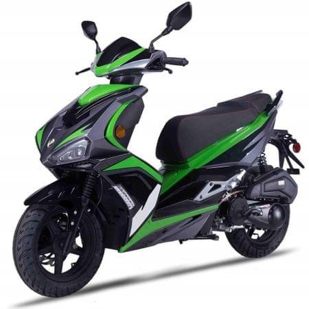 CLS MOTORCYCLE Skútr CLS GRIM 125i zelený