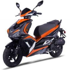 CLS MOTORCYCLE Skútr CLS GRIM 125i oranžový