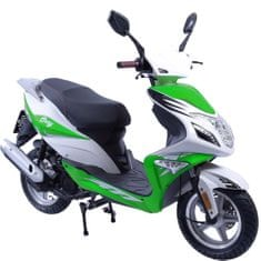CLS MOTORCYCLE Skútr CLS OZZY 125i zelený