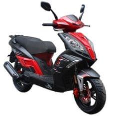 CLS MOTORCYCLE Skútr CLS BLADE 125i EFI červený