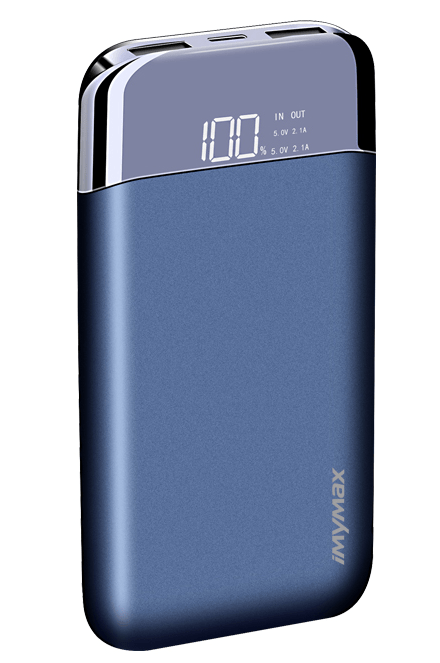 REMAX MyMAx MP10 PowerBank 10000mAh Blue (EU Blister) 2440340