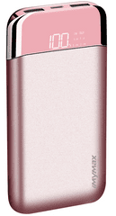 REMAX MyMAx MP10 PowerBank 10000mAh Rose Gold (EU Blister) 2440341