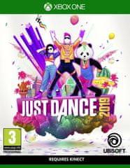 Ubisoft igra Just Dance 2019 (Xbox One)