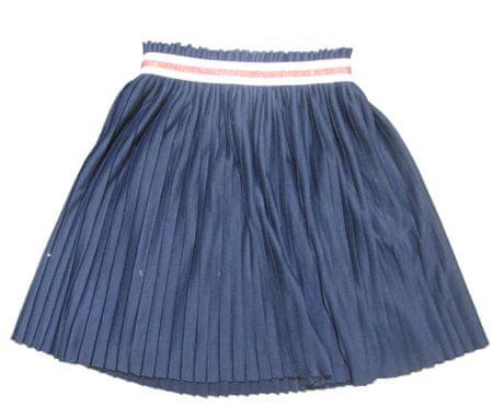 Carodel dívčí skládaná sukně 98 modrá  d5eff820df