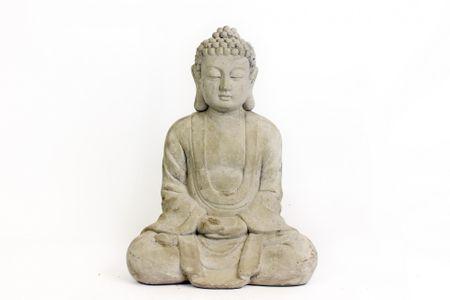 Sifcon Sedící Buddha 37 × 28 cm