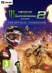 Milestone Monster Energy Supercross – The official Videogame 2 (PC) – datum izdaje: 8.2.2019