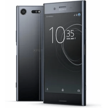 Sony Xperia XZ Premium, Single SIM, Chrome Black