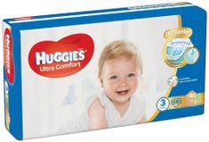 Huggies Ultra Comfort Jumbo 3 (58 ks)
