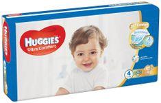 Huggies Ultra Comfort Jumbo 4 (54 ks)
