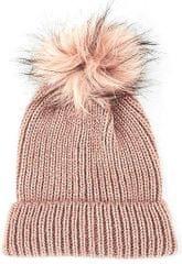 s.Oliver női sapka rózsaszín