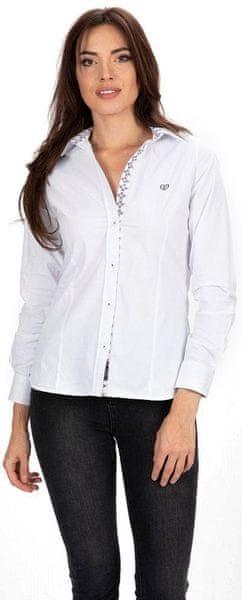 Paul Parker dámská košile M bílá e94560167a