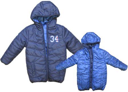 Carodel obojestranska fantovska jakna, 92, modra