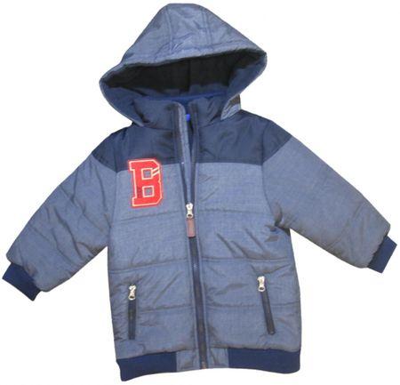 Carodel fiú kabát 104 kék  6dbab79cc3