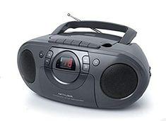 Muse prenosni radiokasetofon M-19 RDC