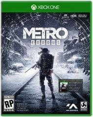Deep Silver Metro Exodus D1 Edition (XBOX ONE)