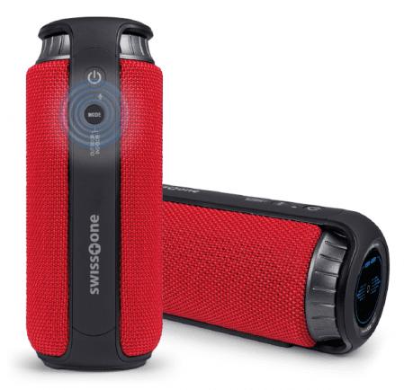 Swisstone prenosni zvočnik BX 500, rdeč