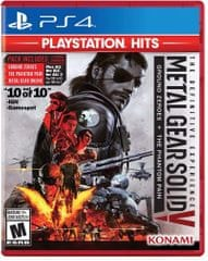 Konami Metal Gear Solid: Definitive Experience-Playstation Hits (PS4)
