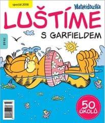 Mateřídouška - Luštíme s Garfieldem