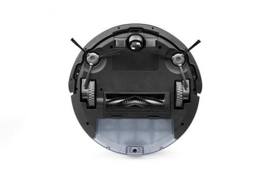Ecovacs Deebot 601 robotski sesalnik, črn