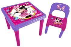 mizica s stolčkom Minie