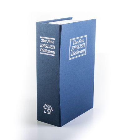 G21 Könyv alakú trezor 180 × 115 × 55 mm kék