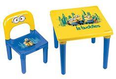 mizica s stolčkom Minioni