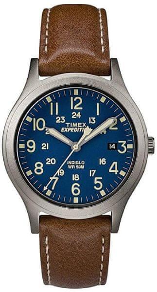 Panske hodinky expedition cerne  f75071bac5