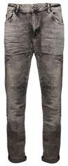Cars-Jeans Męskie siwe spodnie Blast Greyused 7,842,813.34