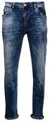 Cars-Jeans Męskie niebieskie spodnie Blast Stoneused 7,842,806.34